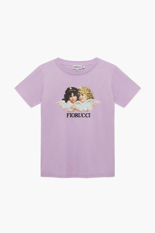 Angels T-Shirt Lilac