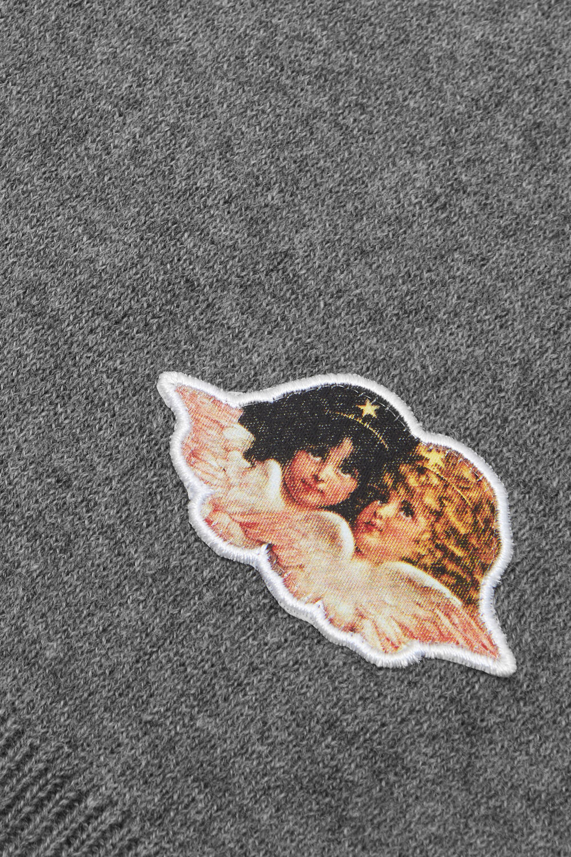 Icon Angels Scarf Grey