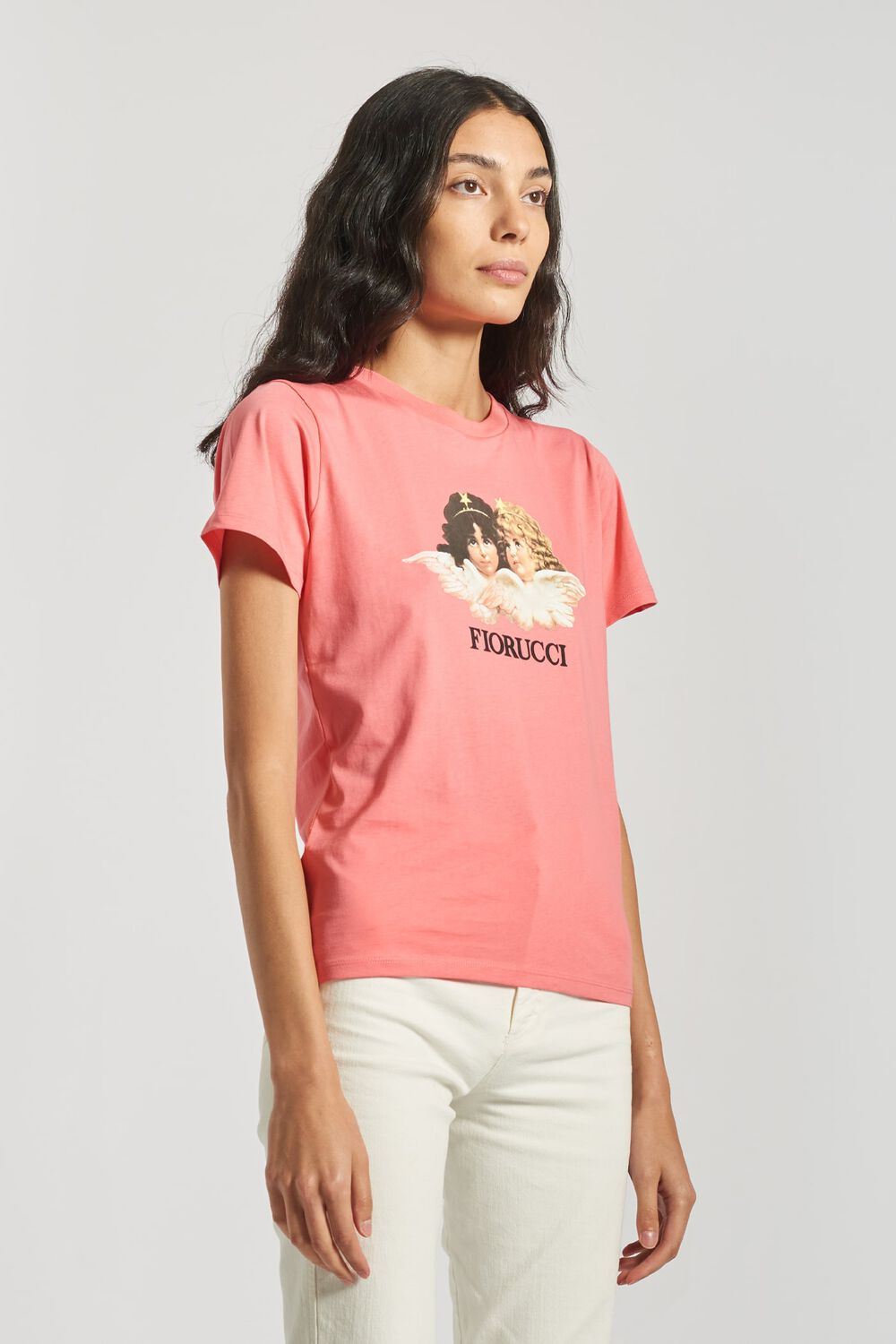 Angels T-Shirt Pink
