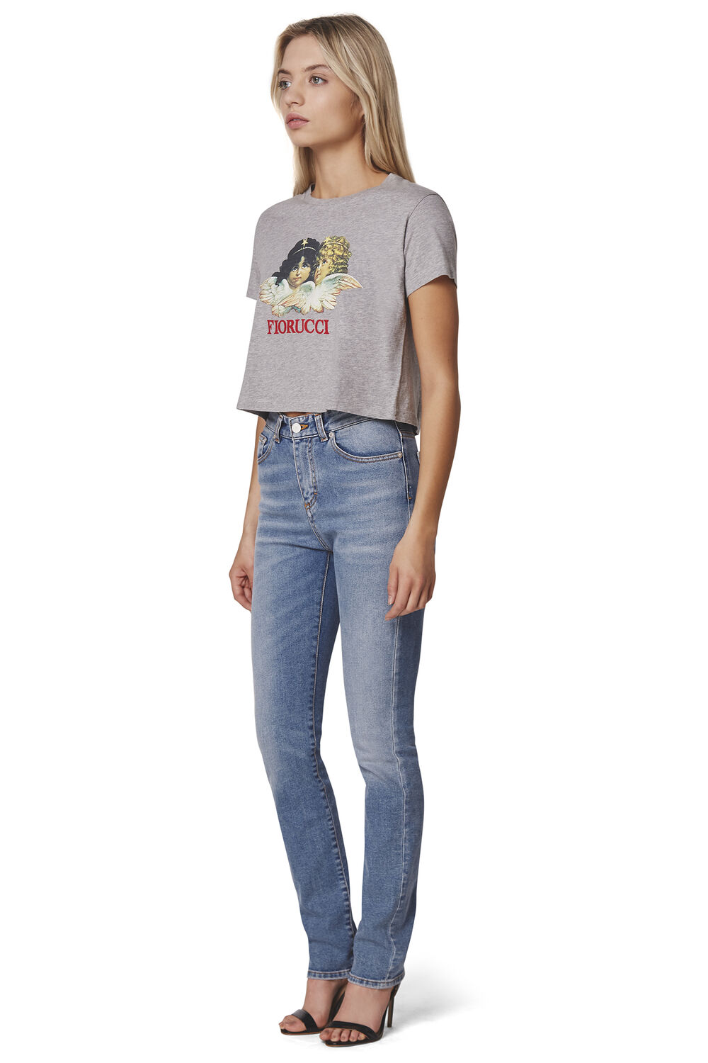 Angels Crop T-shirt