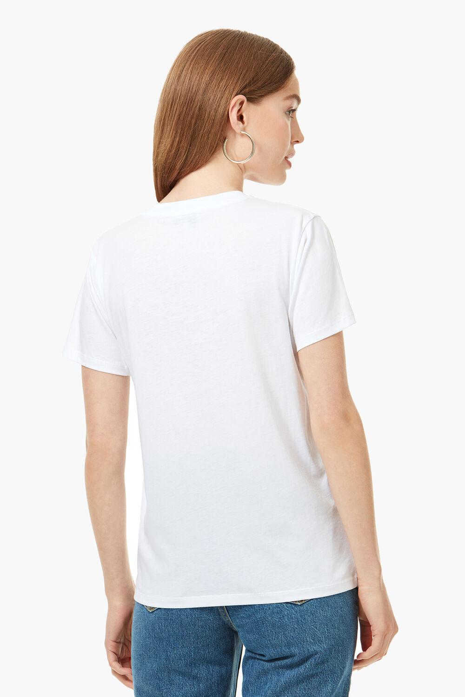 Martini Logo T-Shirt White