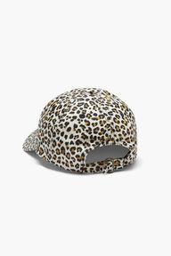 Leopard Print Angel Cap