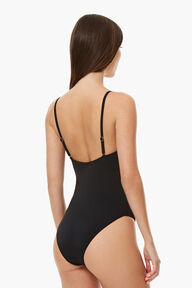 Angels Swimsuit Black