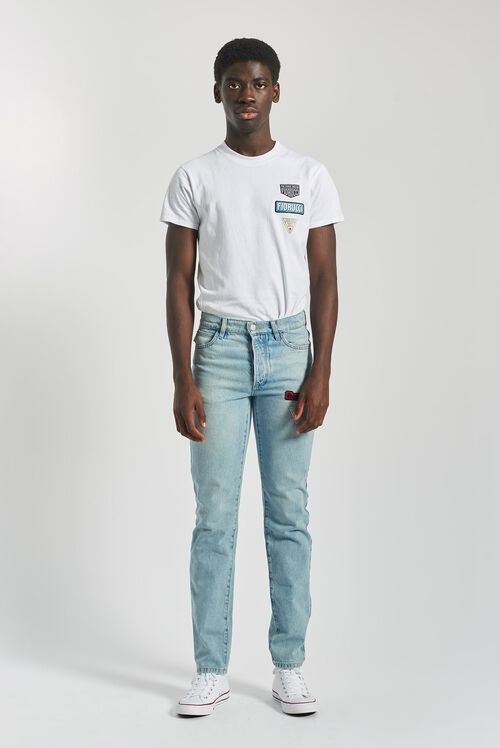 Racing Patches T-Shirt White
