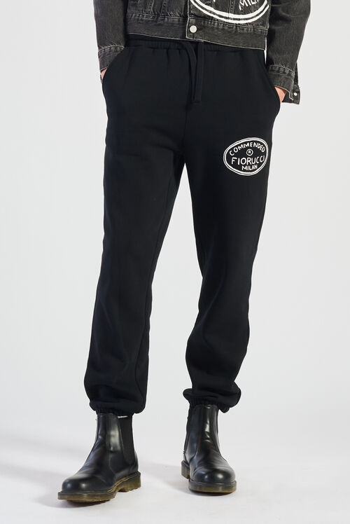 Commended Joggers Black