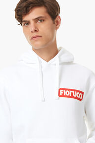 Archive Hoodie White