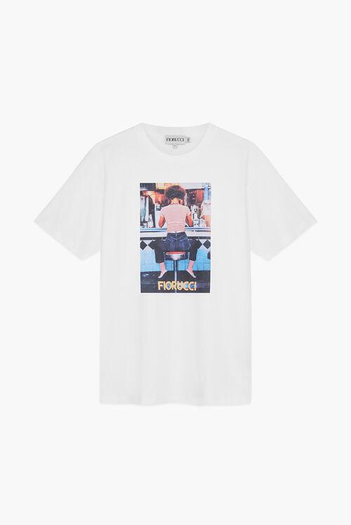 Diner Girl Heritage T-Shirt