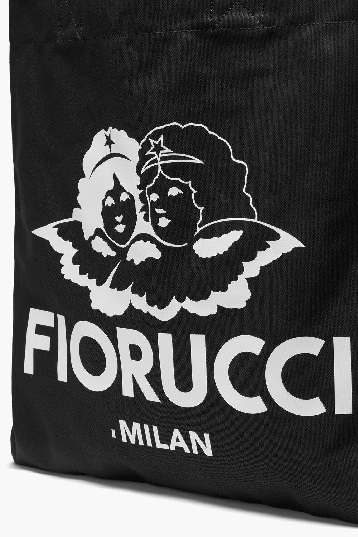 Milan Angels Tote Bag Black