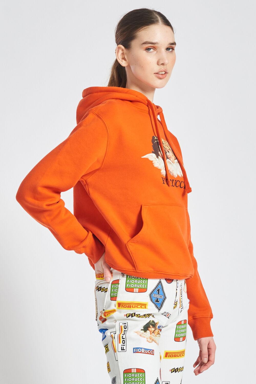 Angels Hoodie Orange