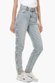 Tara Tapered Side Tape Jean