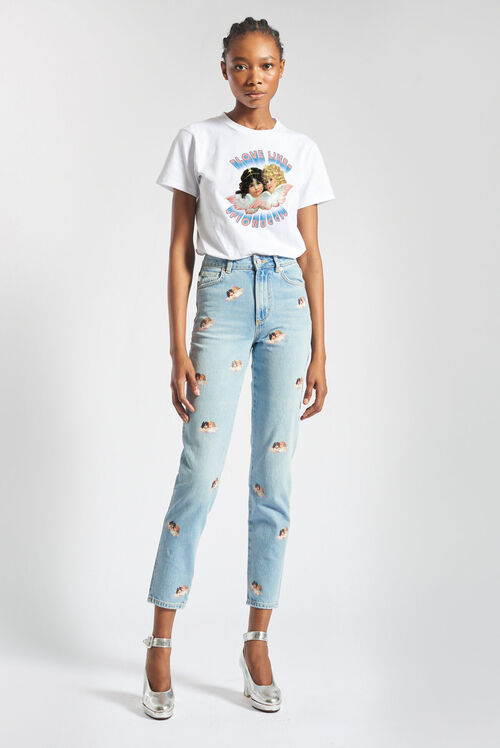 Love Angels T-Shirt White