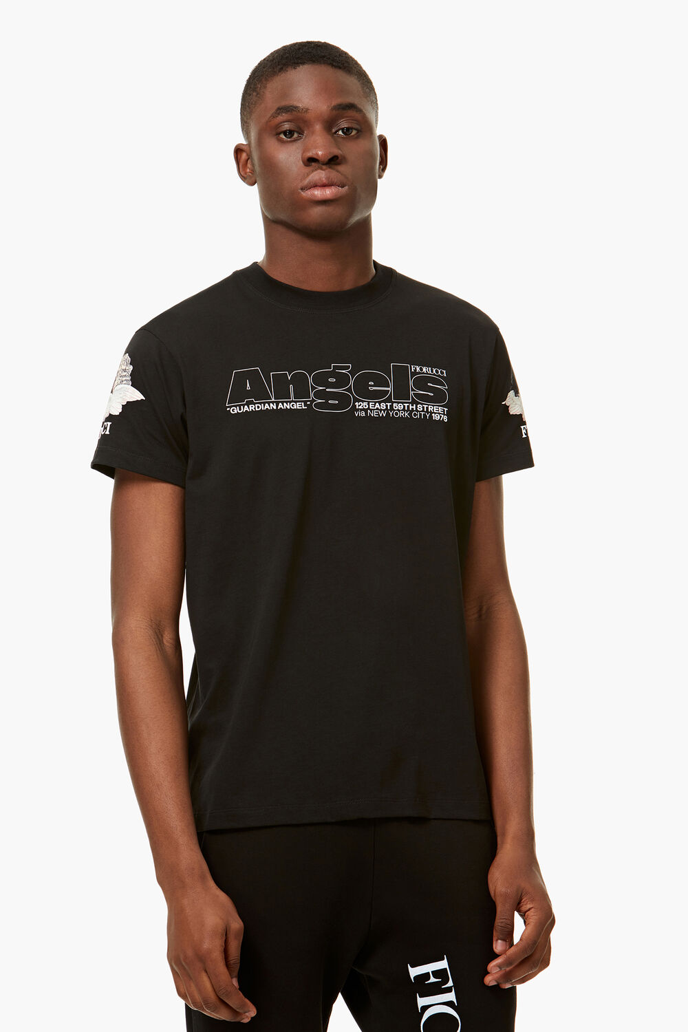 New York Angels T-Shirt Black