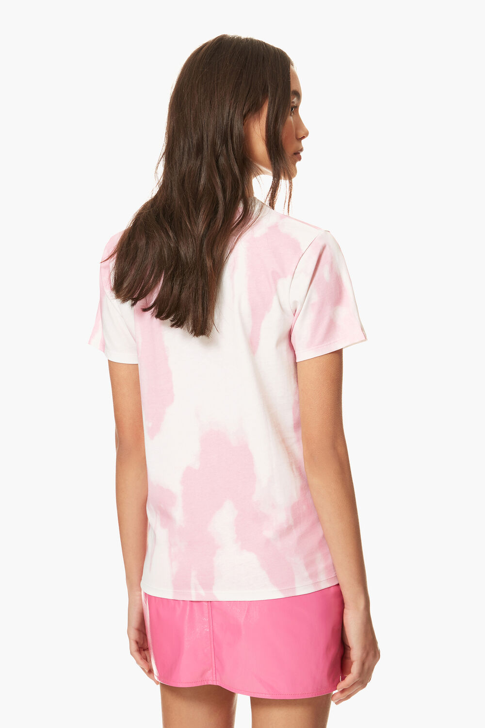 Tie Dye Angels T-Shirt Pink