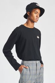 Icon Angels Long Sleeve T-Shirt Black