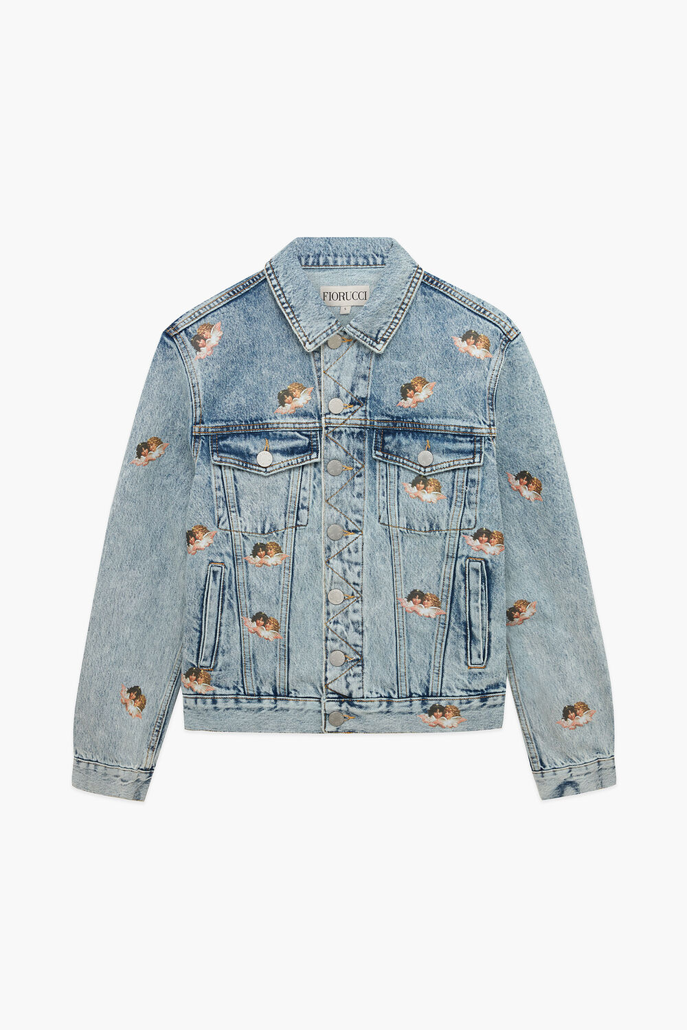Mini Angels Nico Jacket Blue