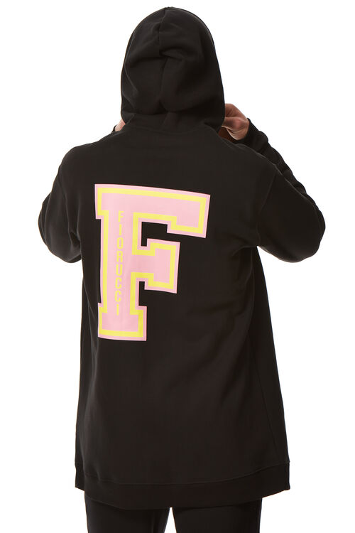 F Patch Hoodie