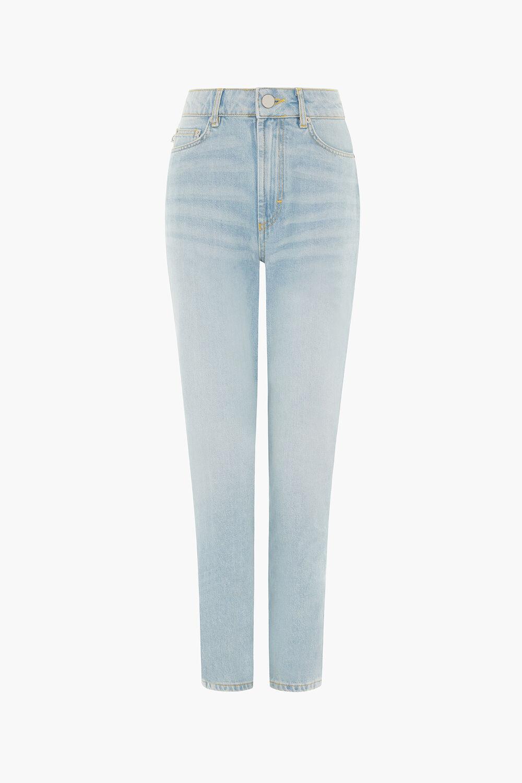 Daisy Angels Tara Tapered Jeans Blue