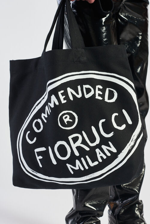 Commended Tote Bag Black