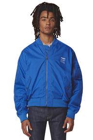 Lou Bomber Jacket Cobalt Blue