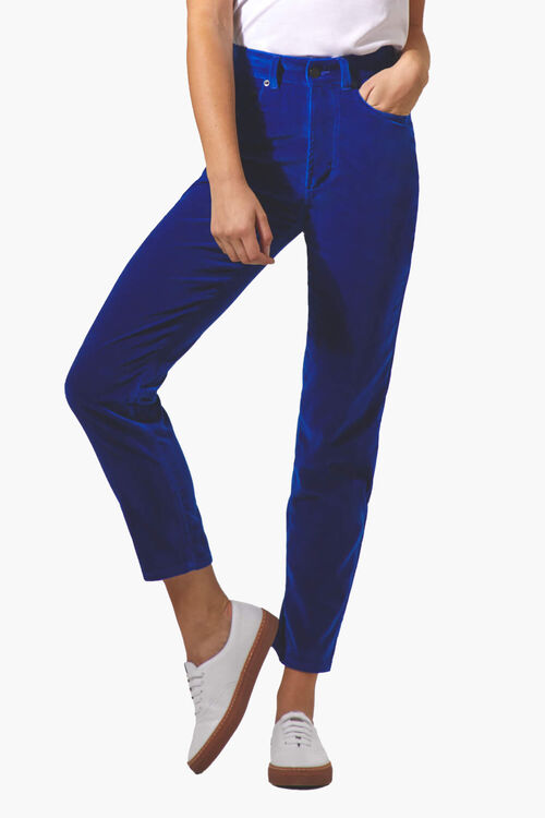Tara Velvet Trousers