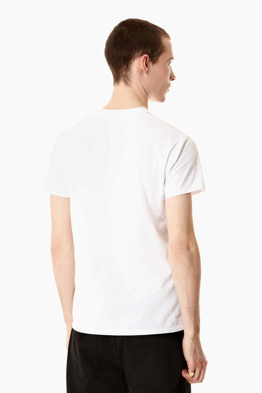 Fiorucci Lips T-Shirt White