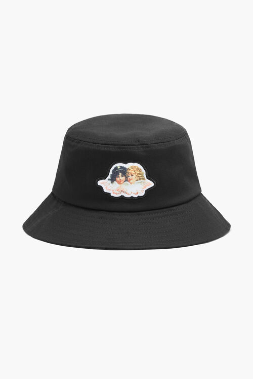 Icon Angels Bucket Hat Black