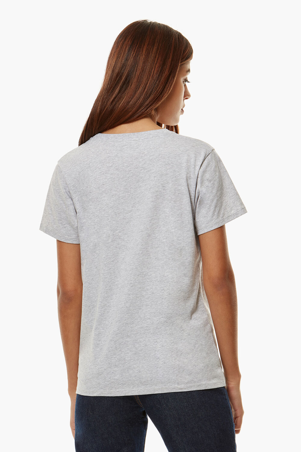 Angels T-Shirt Heather Grey