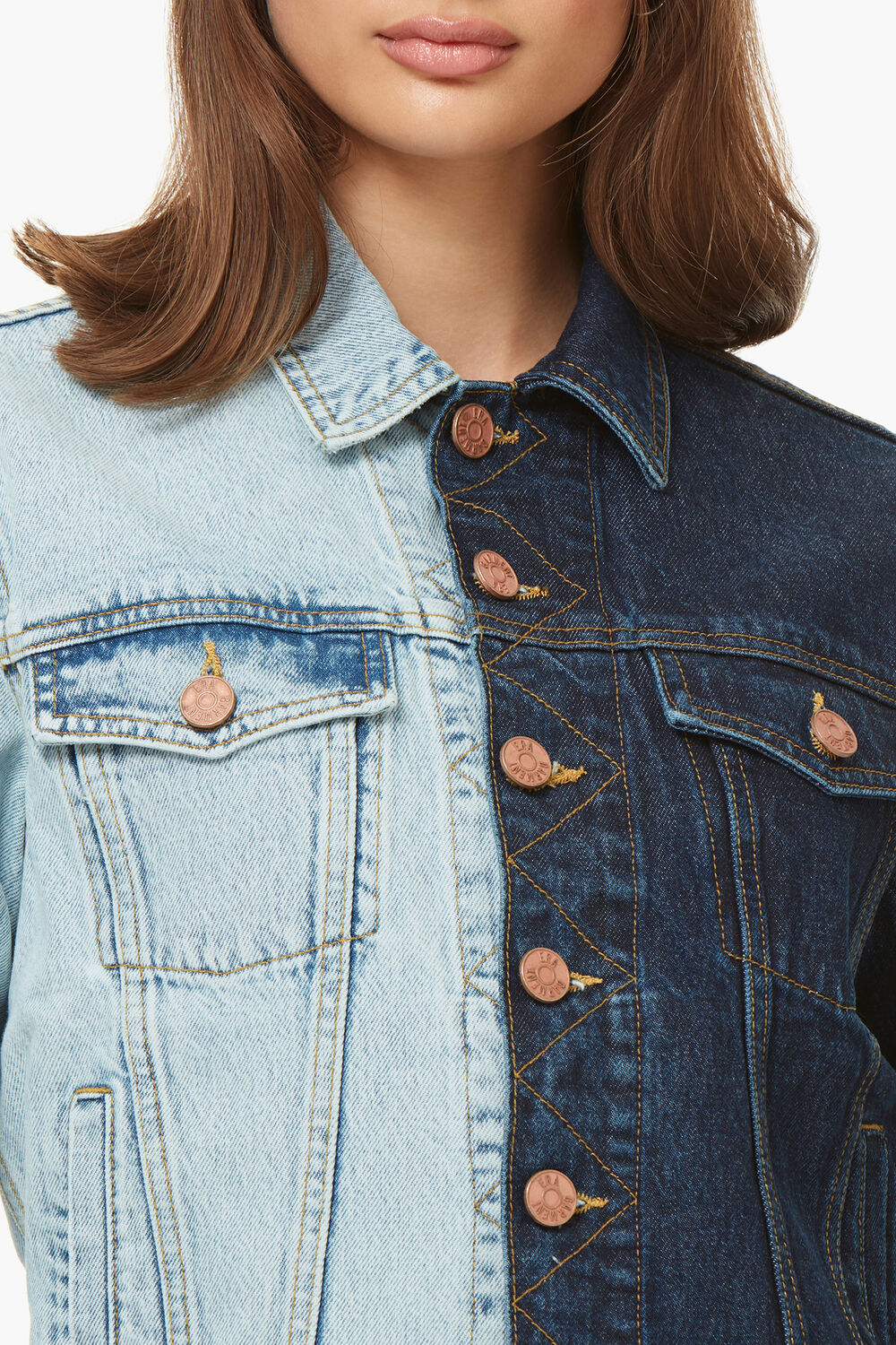 50/50 Nico Denim Jacket
