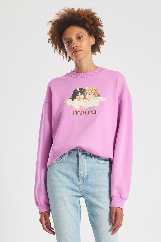 Angels Sweatshirt Lilac
