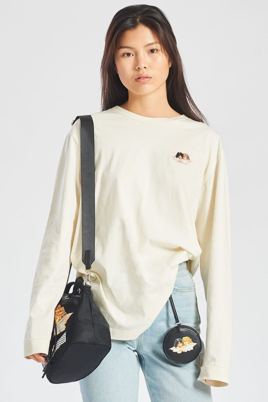 Icon Angels Long Sleeve T-Shirt Cream