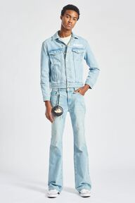 Martini Nico Denim Jacket Blue