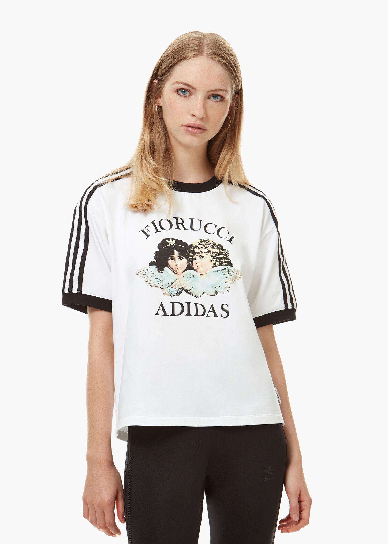 adidas Originals Tape T Shirt | JD Sports Sverige