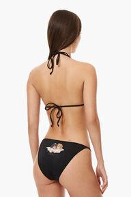 Angels Bikini Black