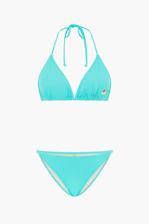 Angels Bikini Turquoise