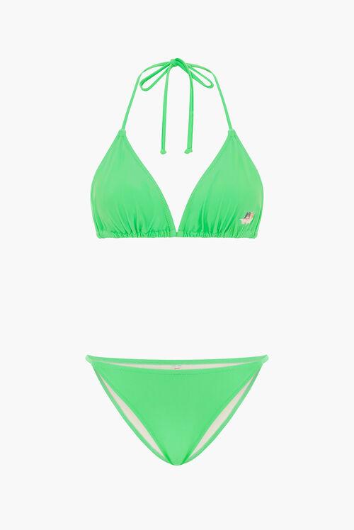 Angels Bikini Green