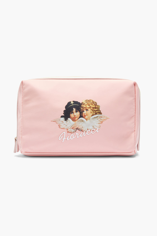 Angels Cosmetics Bag Pale Pink