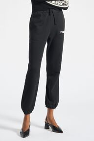 Angels Patch Jogger Black