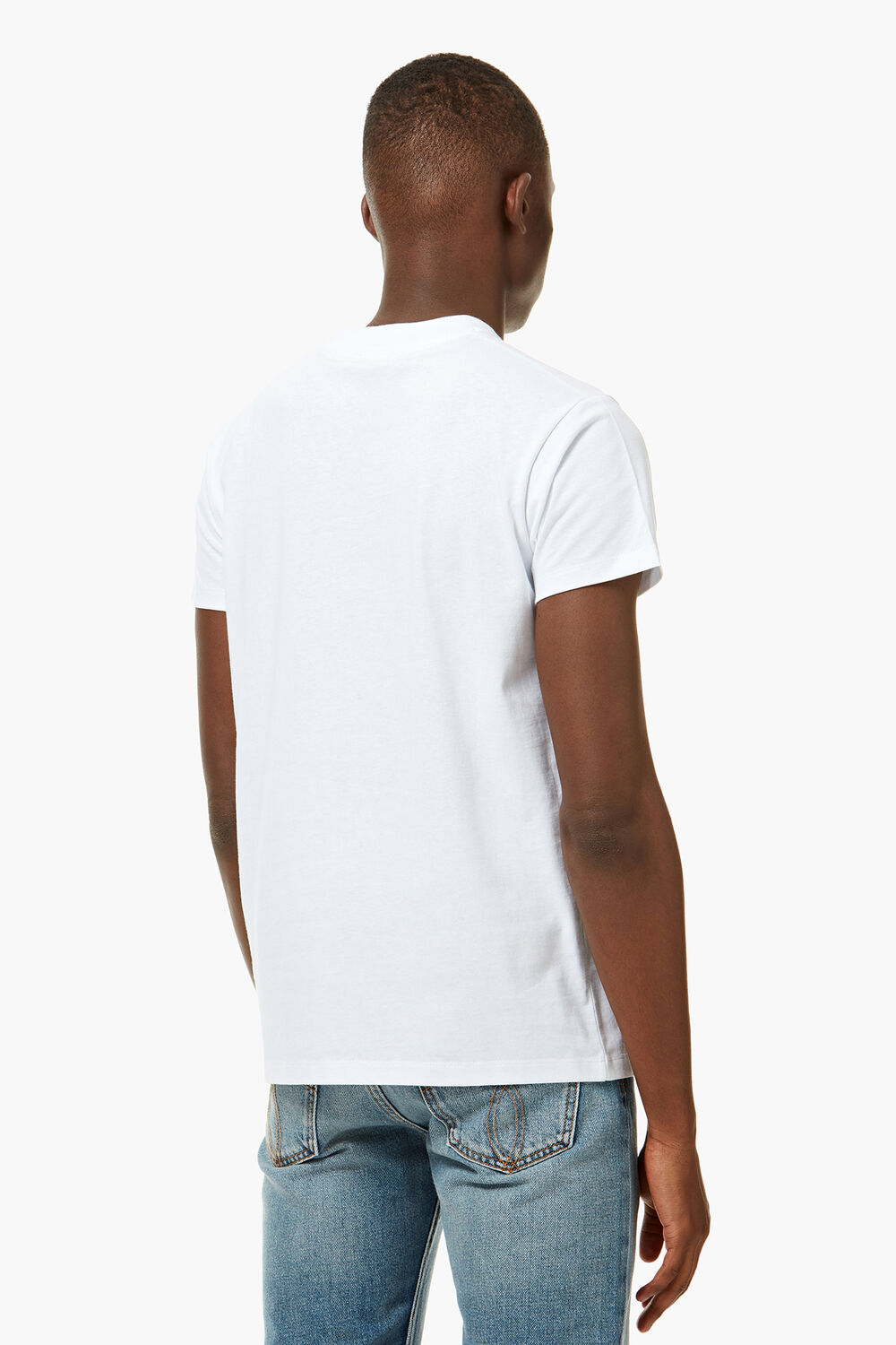 Martini Logo T-Shirt White