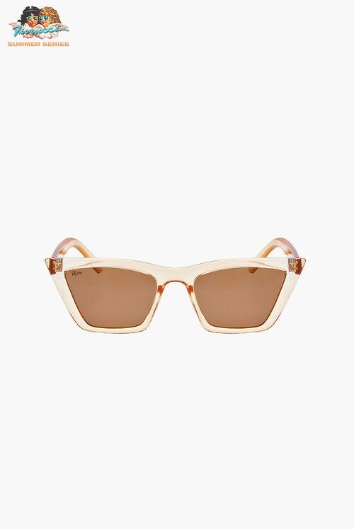 Reality Eyewear Lizette Champagne Sunglasses