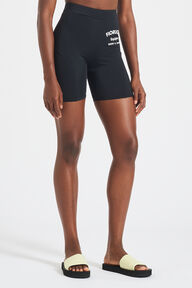 Equipe Logo Scuba Cycling Shorts Black