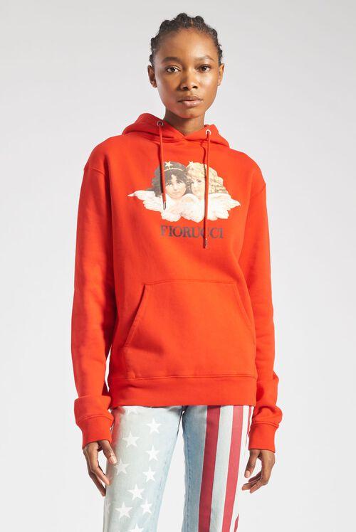 Angels Hoodie Red