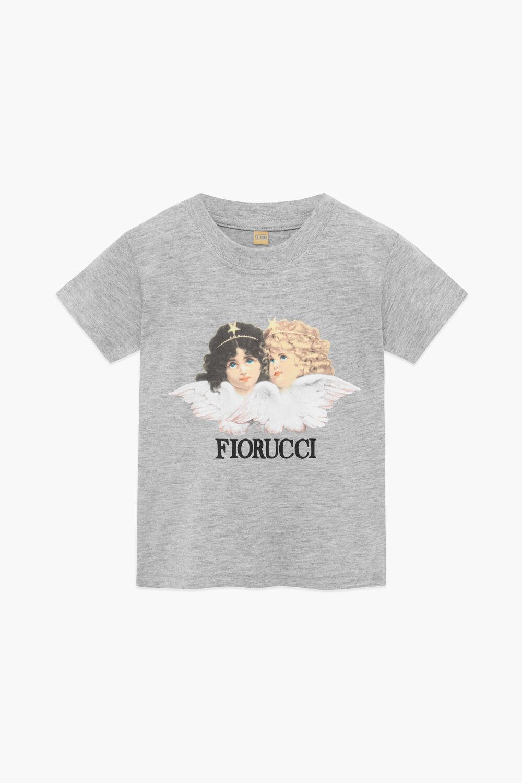 Kids Angels T-Shirt Grey