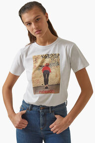 Graffiti Girl T-Shirt
