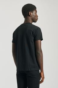 Block Logo T-Shirt Black