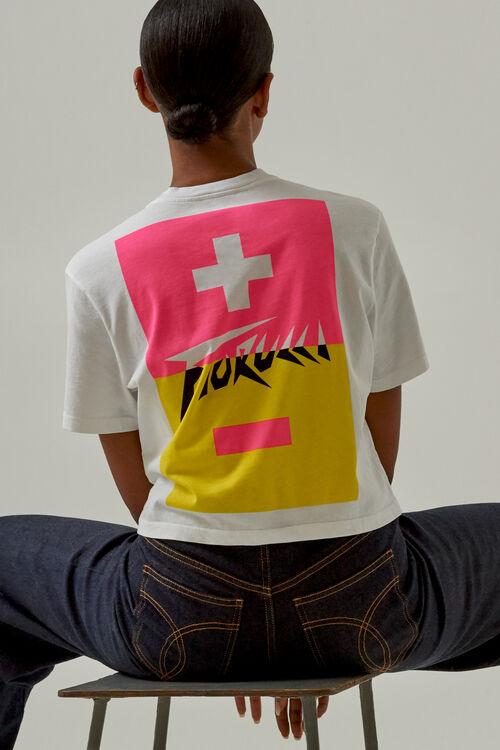 High Voltage Crop T-Shirt