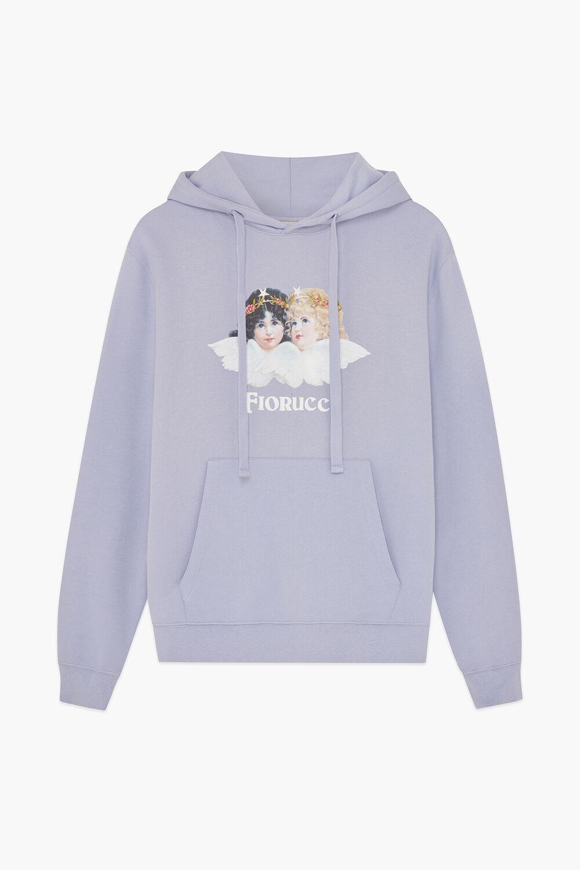 Enchanted Angels Hoodie Lilac