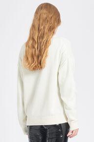 Milan Angels Knit Jumper White