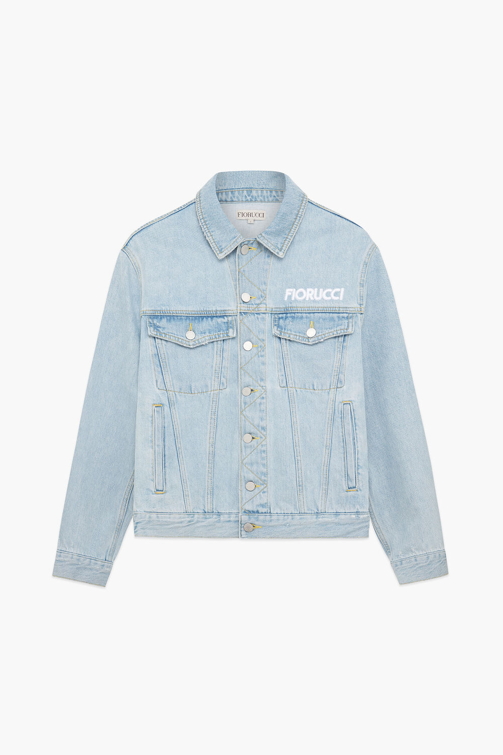 Martini Nico Denim Jacket Light Vintage