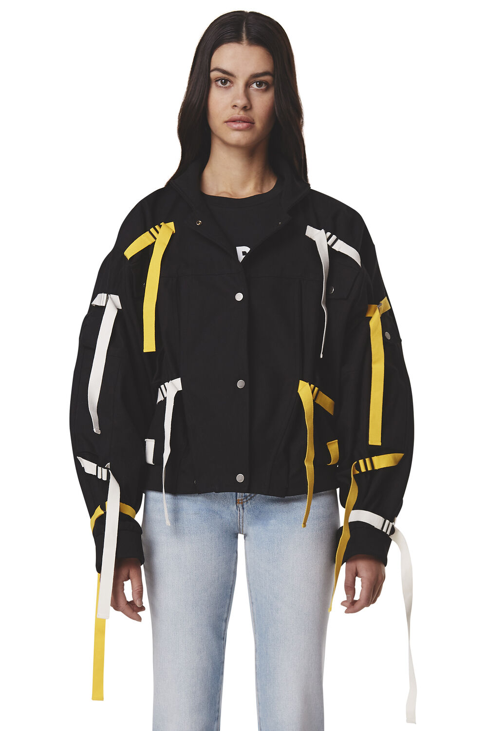 Strapped Jacket