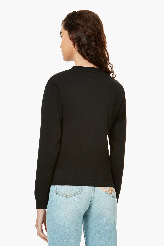 Long Sleeve Angels T-Shirt Black